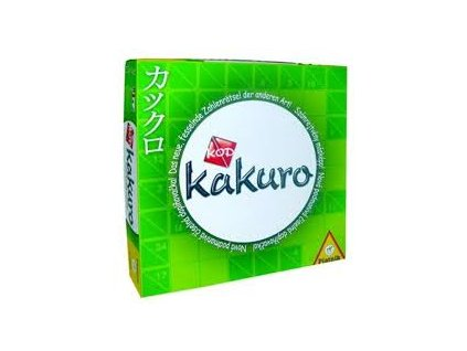 Kakuro: the Boardgame