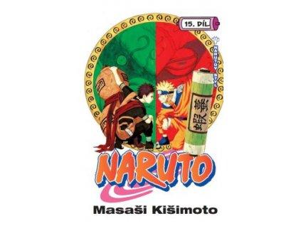 Kišimoto M.-Naruto 15:Narutův styl