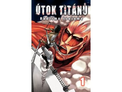 Isajama H.-Útok titánů 1