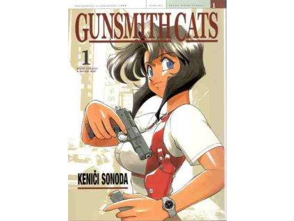 Sonoda K.-Gunsmith Cats 1