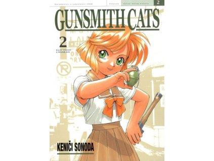 Sonoda K.-Gunsmith Cats 2