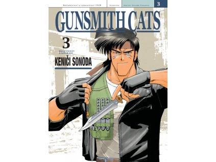 Sonoda K.-Gunsmith Cats 3