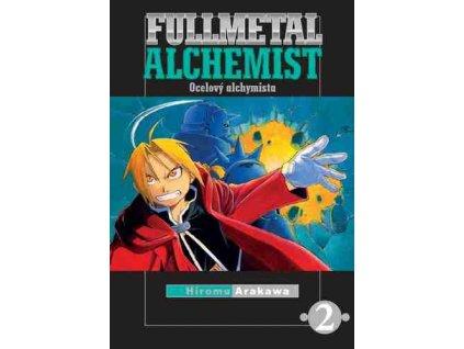 Arakawa H.-Fullmetal Alchemist 2