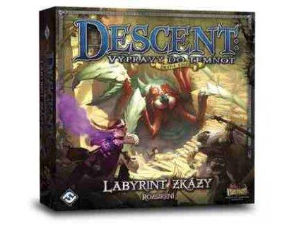 Descent-Labyrint zkázy