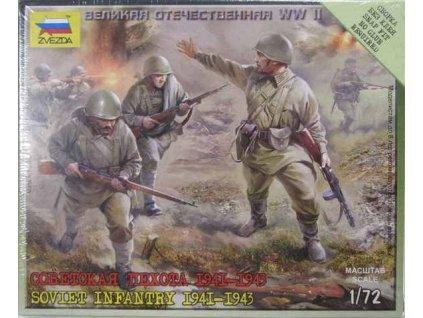Soviet Infantry 1941-43
