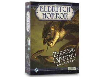 Eldritch Horror: Ztracené vědení