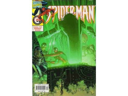 Marvel:Spiderman č.13/2000