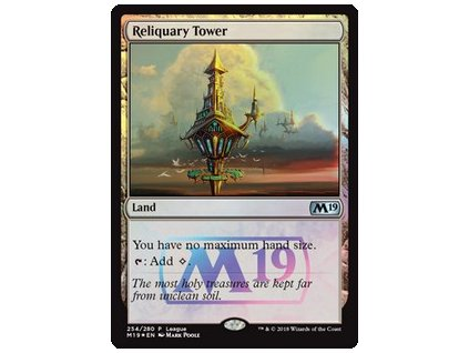 Magic the Gathering - Reliquary Tower
