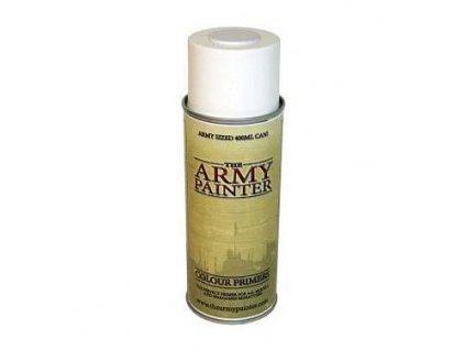 army painter sprej base matt white 5f192add90199