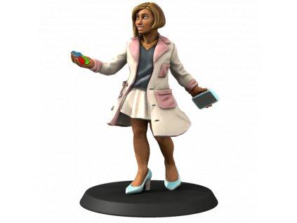 Figurka Vědkyně