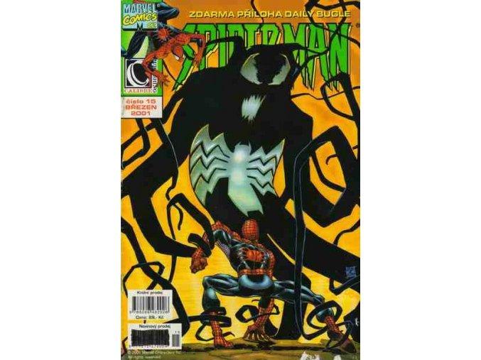 Marvel:Spiderman č.15/2001