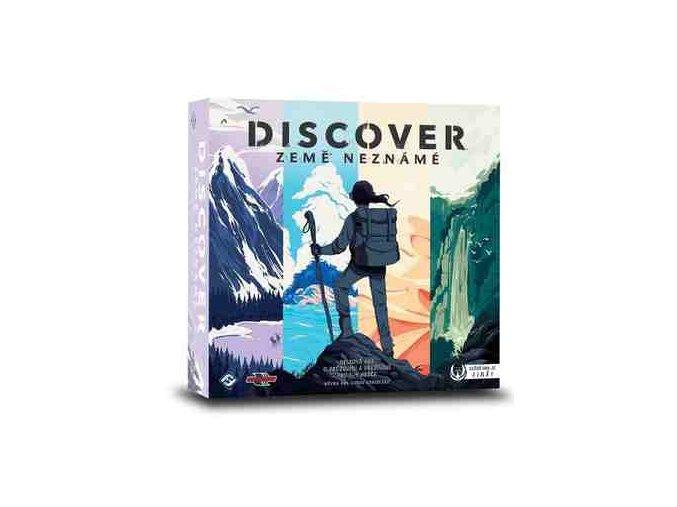 Discover Země neznámé