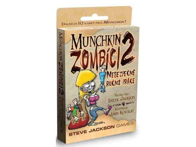Munchkin Zombíci 2.