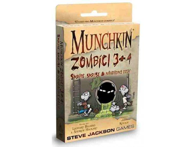 Munchkin Zombíci 3.+4.