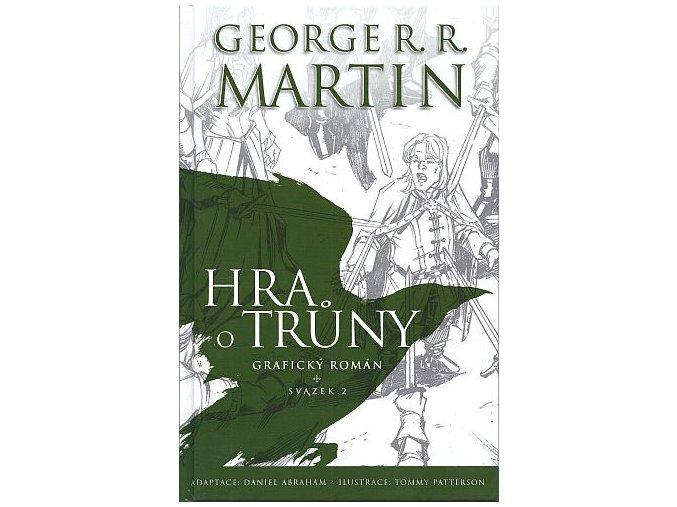 Martin G.R.R.-Hra o trůny 2