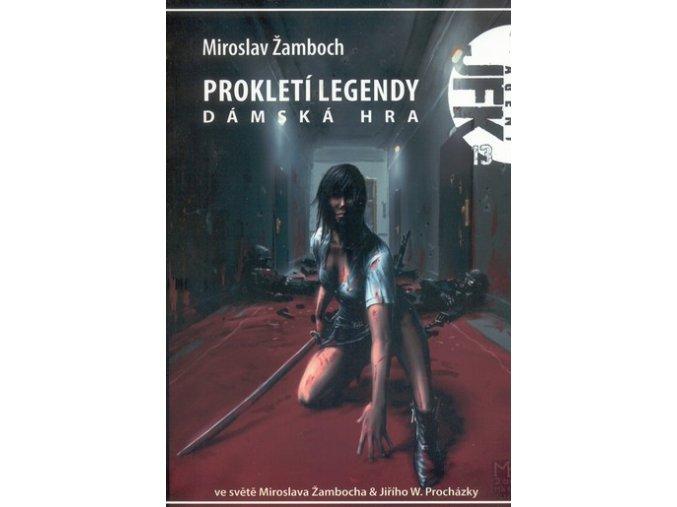 Žamboch M.- JFK 13: Prokletí legendy-Dámská hra