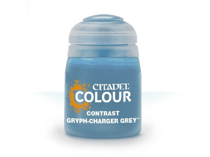 vyr 9743 Contrast Gryph Charger Grey