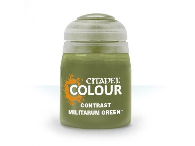 vyr 9735 Contrast Militarum Green