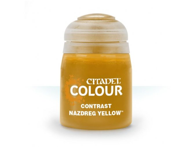 vyr 9733 Contrast Nazdreg Yellow