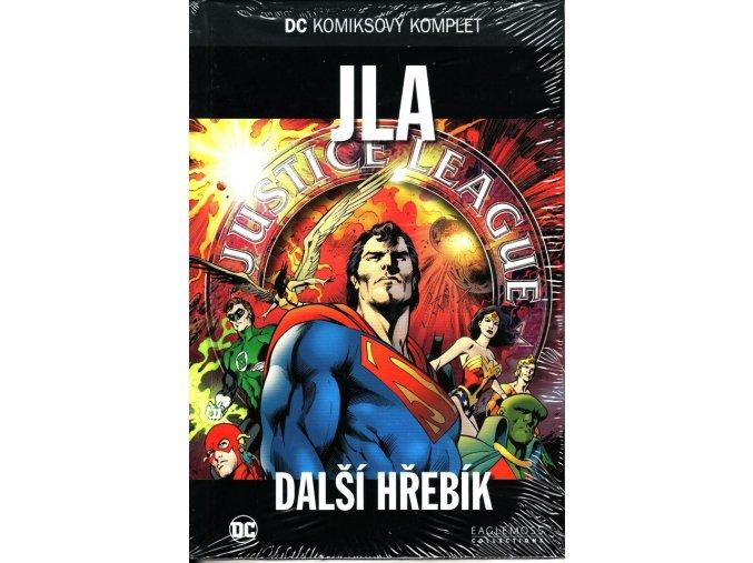 DC51 JLA: Další hřebík