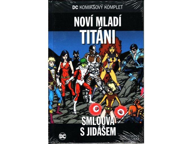 DC55 Noví mladí titáni: Smlouva s Jidášem