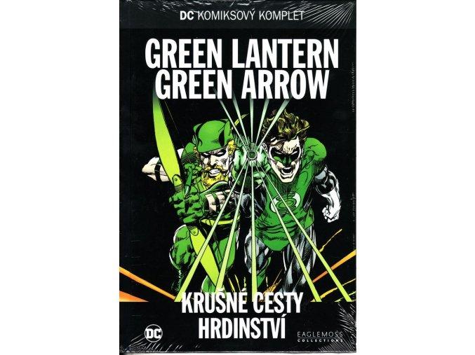 DC58 Green Lantern/Green Arrow: Krušné cesty hrdinství