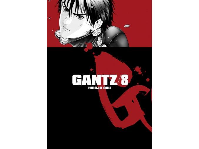 Oku H.-Gantz 8