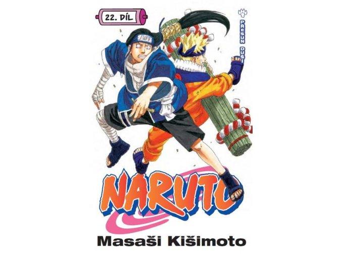 Kišimoto M.-Naruto 22