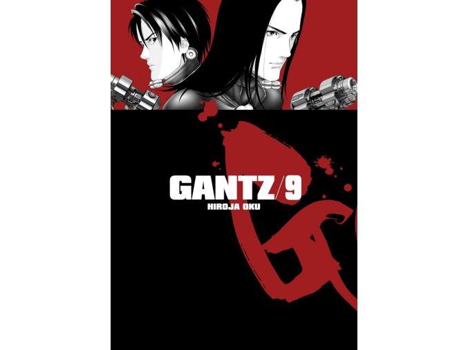Oku H.-Gantz 9