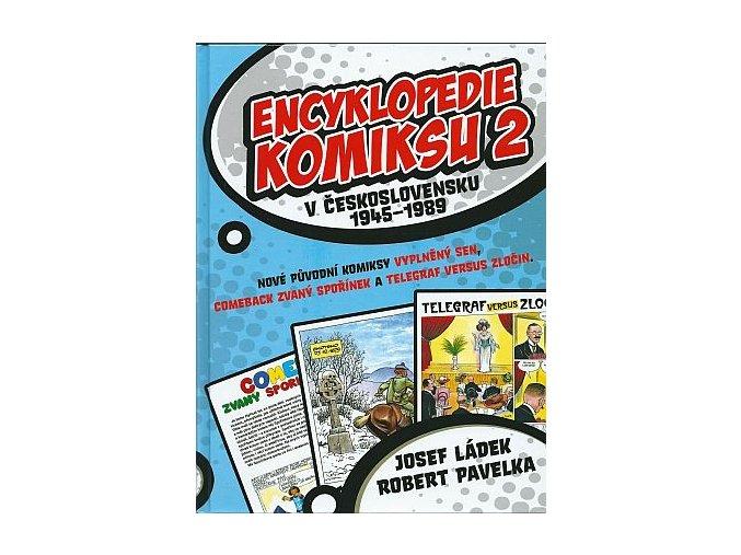 Encyklopedie komiksu 2