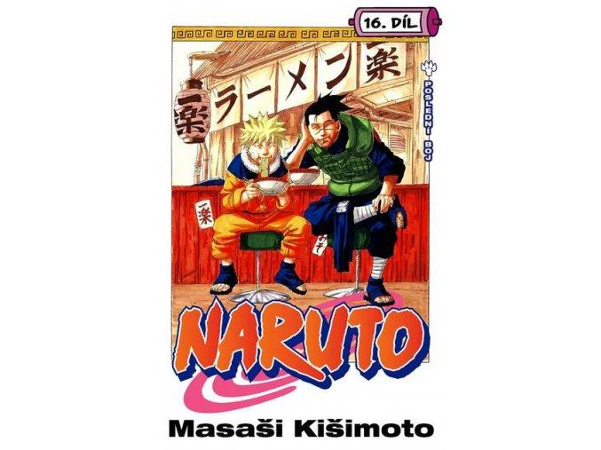 Kišimoto M.-Naruto 16:Poslední boj