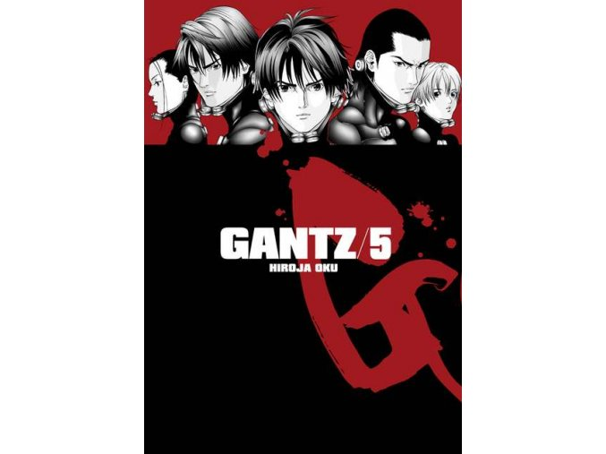 Oku H.-Gantz 5