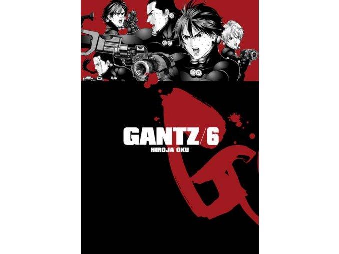 Oku H.-Gantz 6