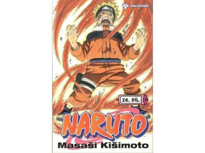 Kišimoto M.-Naruto 26:Odloučení