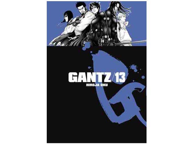Oku H.-Gantz 13