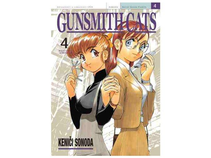 Sonoda K.-Gunsmith Cats 4