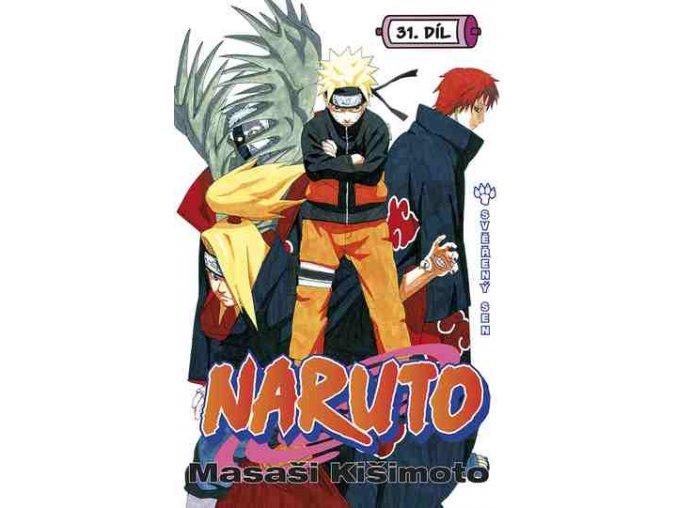 Kišimoto M.-Naruto 31:Svěřený sen