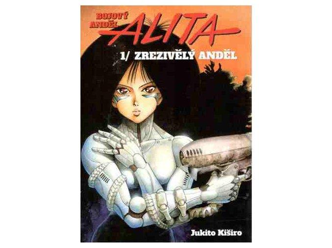 Kuširo J.-Alita 1