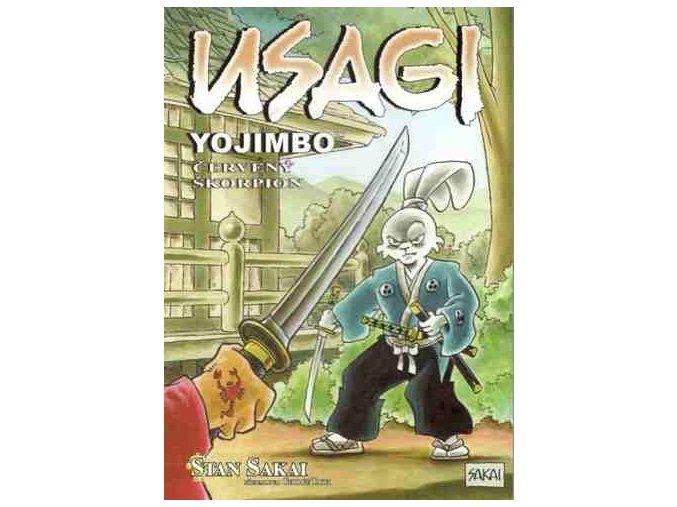 Sakai S.-Usagi Yojimbo:Červený škorpion