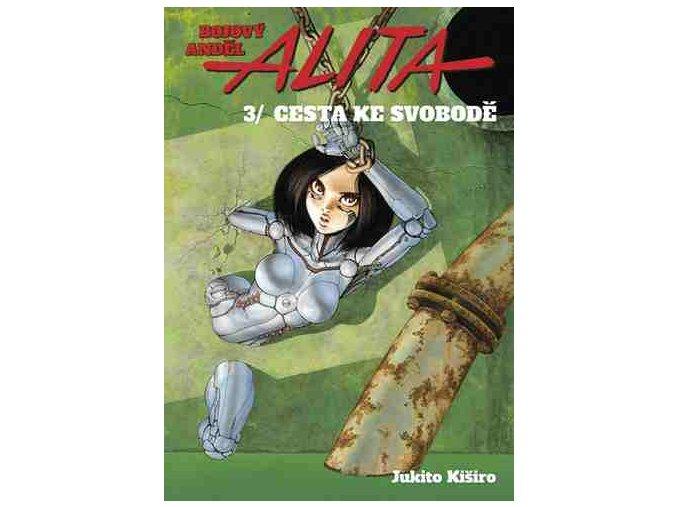 Kuširo J.-Alita 3