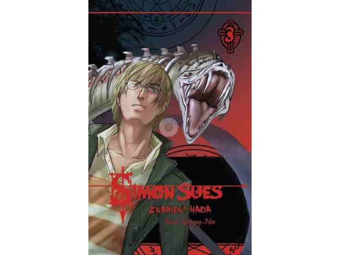 Myung-Hee K.-Simon Sues 3: Ve znamení hada