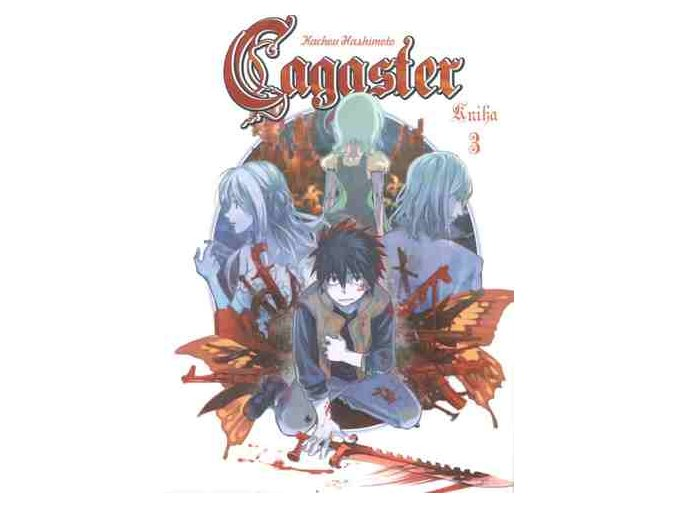 Hashimoto K.-Cagaster 3