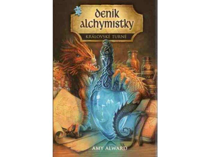Alward A.-Deník alchymistky Královské turné