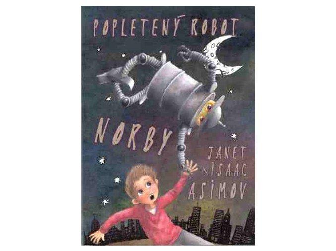 Asimov I.,J.-Popletený robot Norby