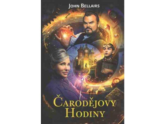 Bellairs J.- Čarodějovy hodiny