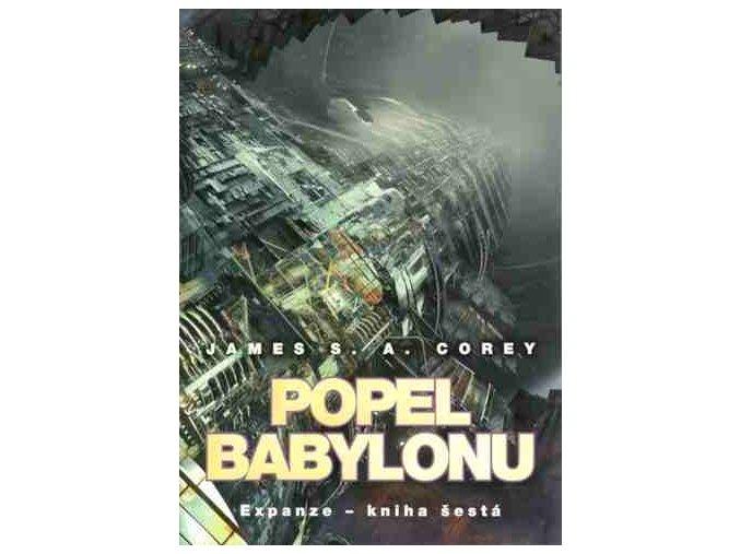 Corey J.S.A.-Popel Babylonu
