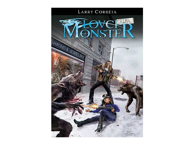 Correia L.-Lovci monster III