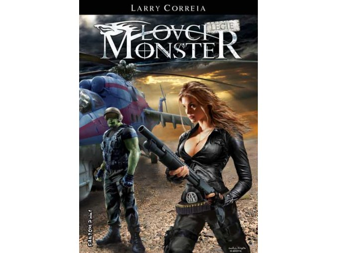 Correia L.-Lovci monster IV