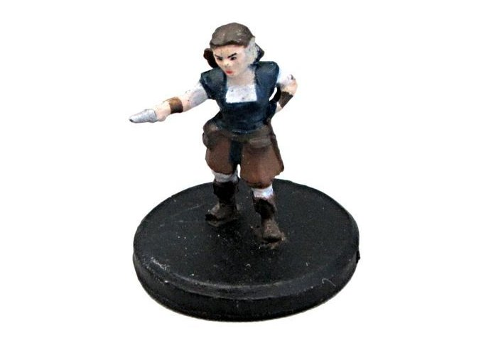 Stoutheart Halfling Female Bard #2 D&D Icons of the Realms