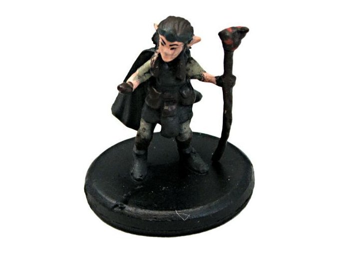Rock Gnome Female Wizard #1 D&D Icons of the Realms
